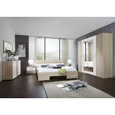Schlafzimmer Komplett Led Design Schlafzimmer Set In Schwarz Led Beleuchtung 4 Teilig