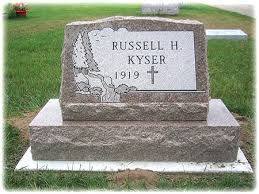 headstone markers cemetery headstones slant memorials by lowell granite co lowell