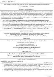 Physics Resume Sles Of Resumes For Teachers 28 Images Best Resume For Ex