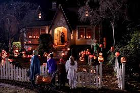Halloween Party Room Decoration Ideas Halloween Party Looking Out My Backdoor