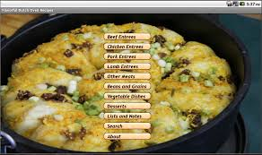 500 dutch oven recipes android apps on google play