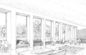 Interior Sketch by Gallery Of Marc Koehler And Onz Design Massive