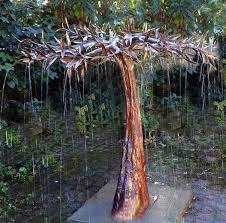 garden sculptures a gallery in your backyard