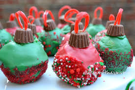 how to make ornament cake balls