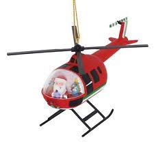 helicopter ornament ebay