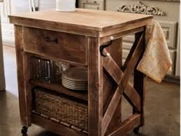 rustic kitchen islands and carts remodel hunt