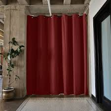 Expandable Room Divider Roomdividersnow Premium Heavyweight Room Divider Curtain Panel