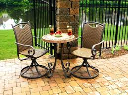 bistro patio furniture wicker bistro patio sets sale bistro patio