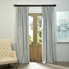 grey panel curtains 4 pack double layer curtain set gray a gray