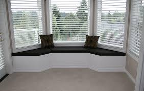 bay window seat cushions custom cushions mississauga toronto oakville gta