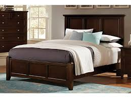 vaughan bassett furniture company bedroom bonanza king panel bed