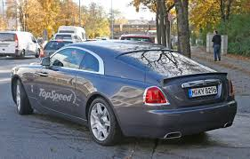 roll royce 2016 2016 rolls royce wraith sport review top speed