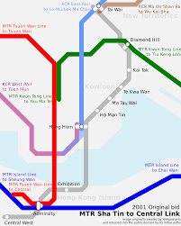 Mtr Map File Scl Proposal1 Mtr Svg Wikimedia Commons