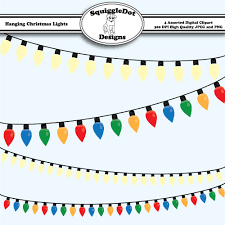 Hanging Christmas Lights by Free Christmas Clipart Borders Printable Clipart Panda Free