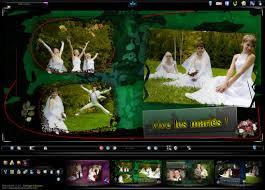 montage vidã o mariage logiciel montage et album photo photomontage photosartist vertige
