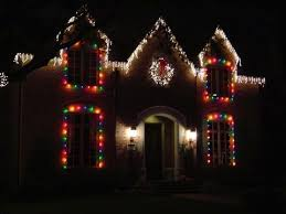 christmas lights around windows christmas decor ideas