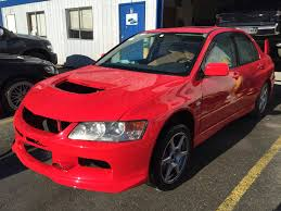 lancer mitsubishi 2004 body work and painting 2004 mitsubishi lancer evolution vc
