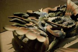provincial museum beautiful wood carving