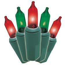 red and green christmas lights amazon com