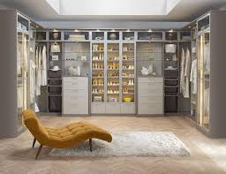 looking for luxe design look at california closets