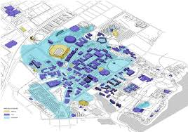 Lsu Campus Map Lsu Campus Map With Building Names Pictures To Pin On Pinterest
