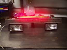making my own backup buddy hitch light whatever you call it plowsite