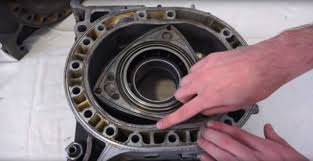 Rob Dahm 4 Rotor How A Four Rotor Wankel Rotary Works