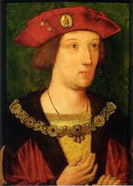 arthur tudor prince of wales first husband of catherine of