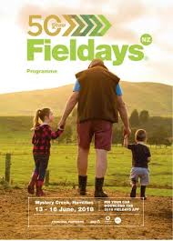 Fieldays Programme 2018 by NZME issuu