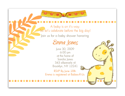 template cheap elephant baby shower invitations