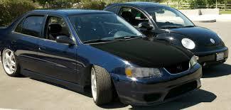 stanced toyota corolla 30332930088 original jpg 3632 1740 other cars pinterest