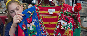 Cheap Christmas Decorations Los Angeles by Best Places To Buy Ugly Holiday Sweaters In Los Angeles Cbs Los