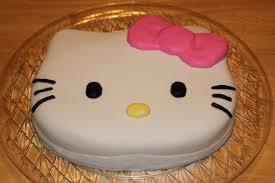 hello kitty fondant birthday cake darn good chocolate cake recipe