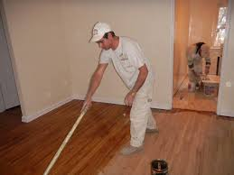 Warped Laminate Floor Water Damage How To Fix Water Damaged Wood Floor Designing Idea