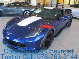 2017 chevrolet corvette grand sport msrp 2017 chevrolet corvette grand sport in admiral blue for sale in
