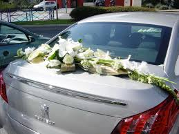 Deco Mariage Voiture by Voiture