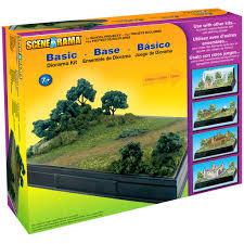 scene a rama basic diorama kit
