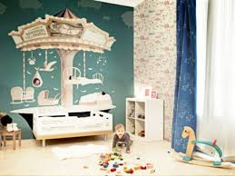 Kid Room Wallpaper by Wall Mural Wallpaper For Kid Baby Room Mural And Kids Room