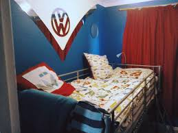 themed room ideas vw cervan themed room box room idea totally for kids