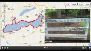 map of lake geneva wi the lake geneva shore path and trail guide the s path
