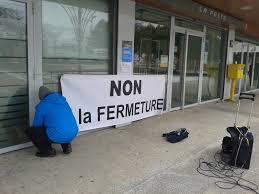 fermeture des bureaux de poste contre la fermeture des bureaux de poste du biollay de bissy des