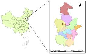 Tianjin China Map Sustainability Free Full Text Analysis On Impact Factors Of
