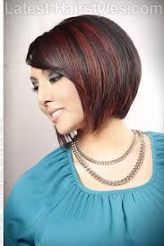 shorter hairstyles with side bangs and an angle 40 cute short haircuts for short hair updated for 2018
