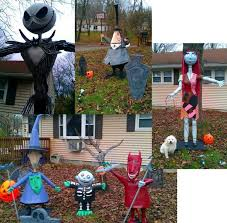 Christmas Yard Decorations 187 Best Nightmare Before Christmas Decorations Images On