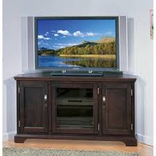 Corner Tv Hutch 42 60 Inches Corner Tv Stands For Less Overstock Com