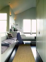 how to arrange furniture in a long rectangular bedroom 5 ways