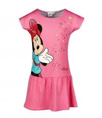 robe de chambre minnie vêtements enfants fille disney minnie héros t shirt pyjama