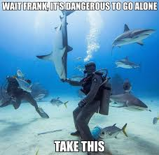 Scuba Meme - scuba safety meme guy
