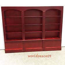 Doll House Bookcase 1 12 Dollhouse Bookcases U0026 Shelving Ebay