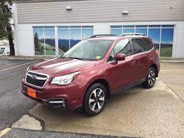 subaru forester 2017 red red subaru forester in montana for sale used cars on buysellsearch